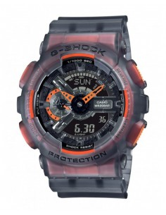WRIST WATCH ANALOG NARANJA