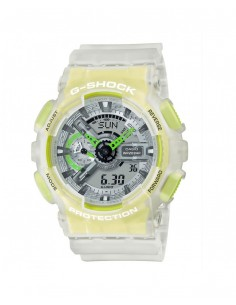 WRIST WATCH ANALOG AMARILLO