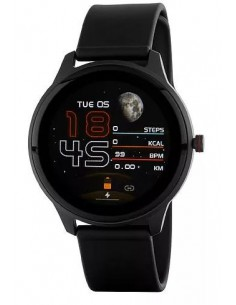 RELOJ MAREA SMART BLACK